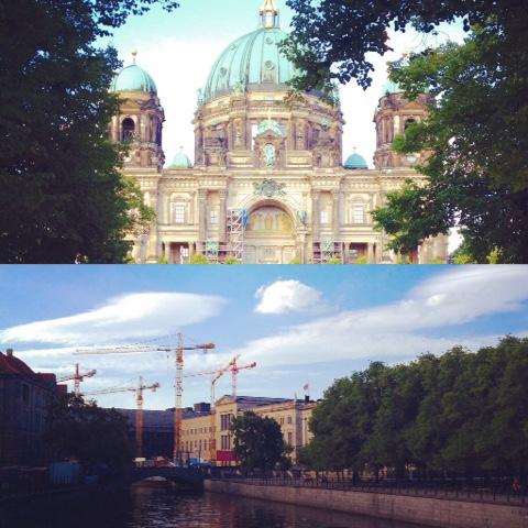Berlin. Berlin... Berlin