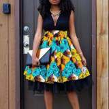 african print inspired clothing 2017