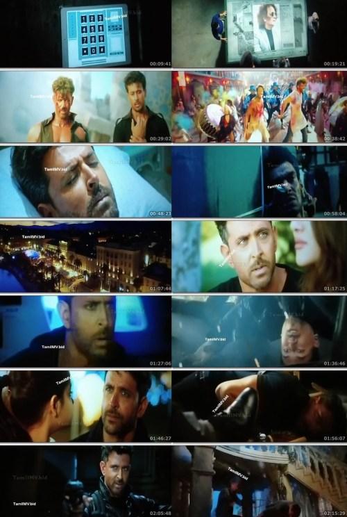 War%2Bscrennshots%2B2019%2Bhindi%2Bmovie%2Bdvdscr War (2019) Full Movie Download 300MB 480P PDVD HD Free Hindi