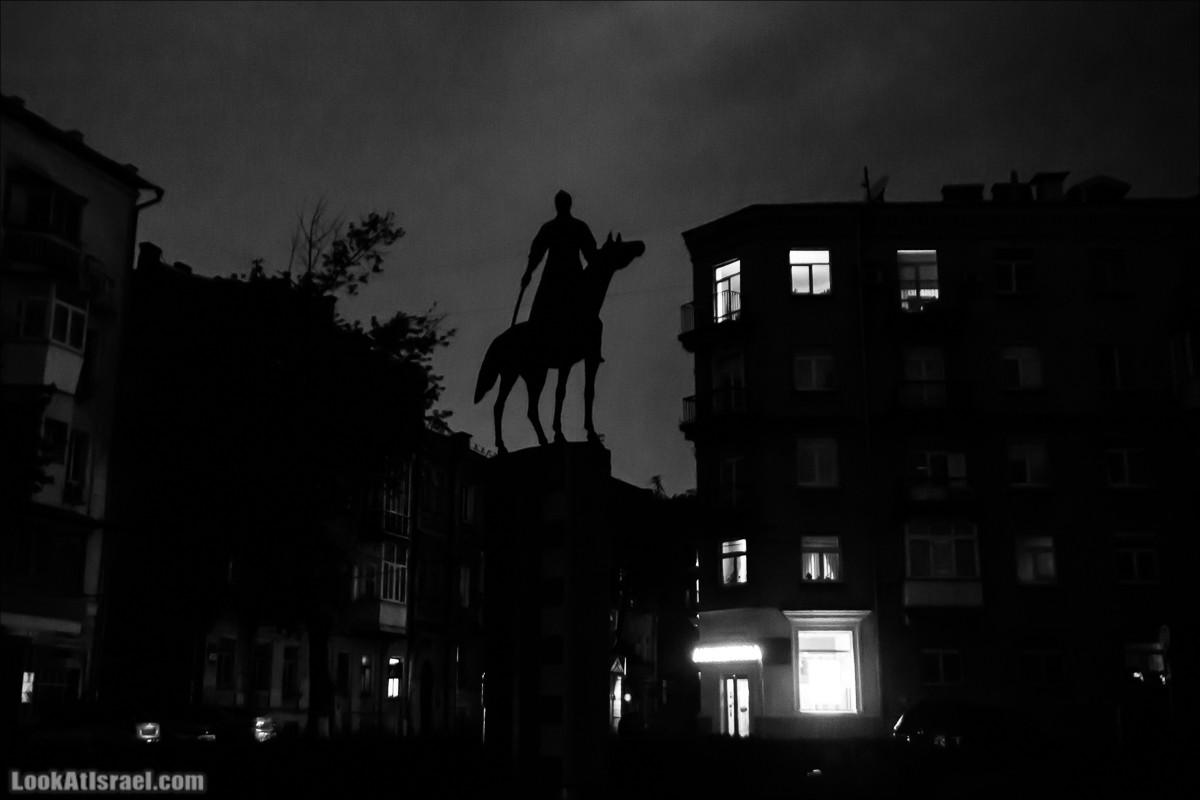 93 минуты из жизни ночного Киева