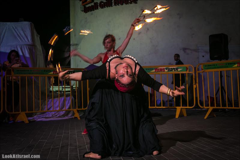 Ярмарка Востока 2013 - Огненный танец