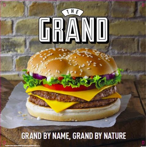 McDonald's The Grand