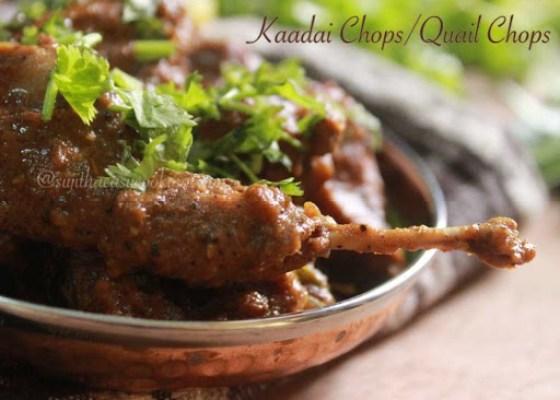 Kaadai chops2