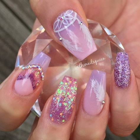 easy and amazing nail art design 2016  styles 7