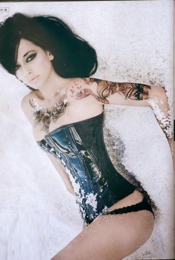 Pin Up Girl tattoos