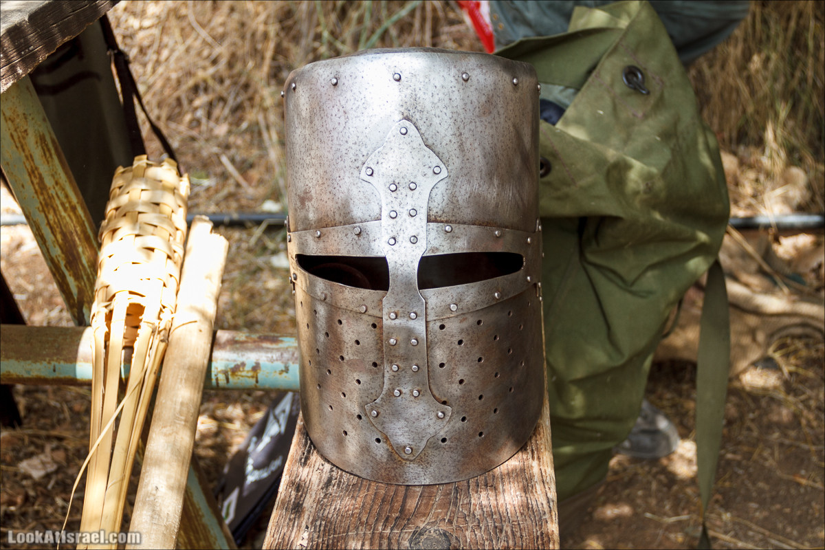 Рыцари Иерусалимского королевства I