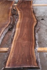 "521 Walnut -13 5/4  x  18"" x  15"" Wide x 10' Long"
