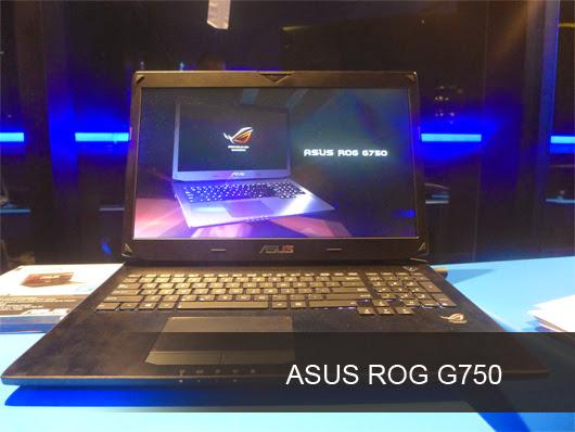 Asus ROG G75