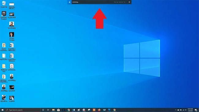 Đọc chính tả windows 10
