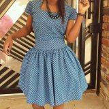 south african 2017 classy shweshwe dresses