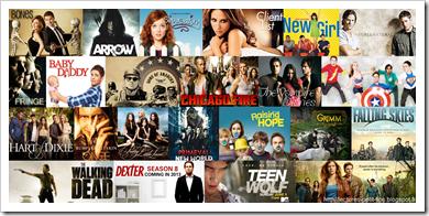 logo challenge serie tv 2013