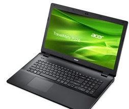 Acer TravelMate P645-SG EgisTec Fingerprint Update