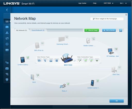 wireless router terbaik dan tercepat linksys