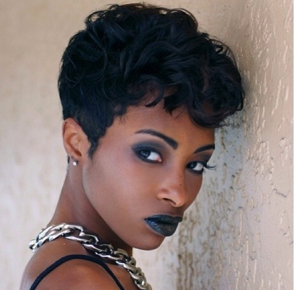 African American Haircuts 2018-2019 For Women's 5