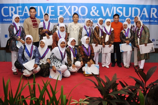 Wisuda dan Kreatif Expo angkatan ke 6 - DSC_0254.JPG