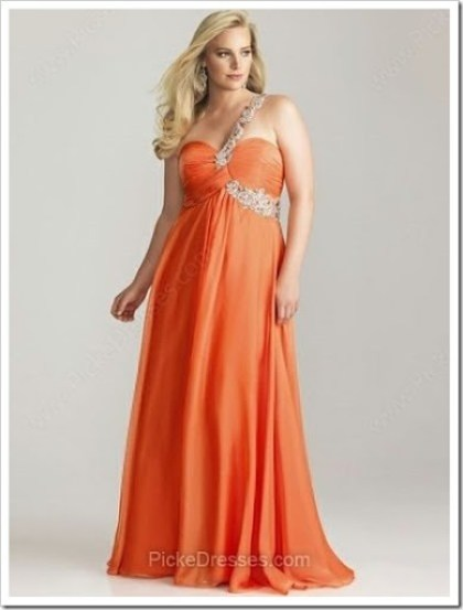 orangegown-plus-size