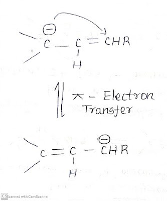 Mesomeric effect , mesomeric effect vs inductive effect , explain mesomeric effect , mesomerice effect vs resonance effect, importance of Mesomeric effect, effects in organic chemistry, general organic chemistry, mesomeric effect Explained,
