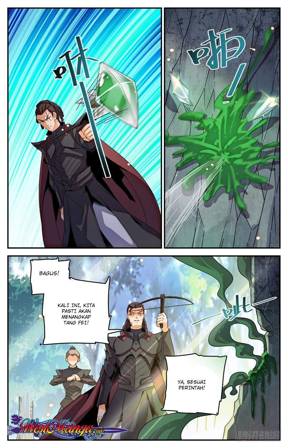 Lian Fei Wei Bao: Chapter 19 - Page 8