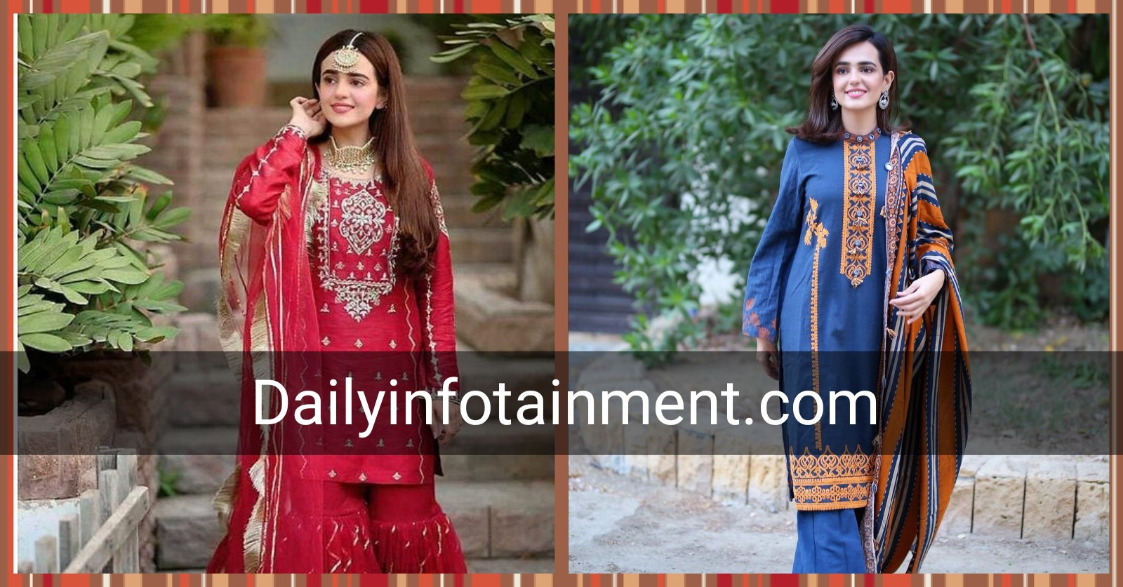 Sumbul Iqbal New Awesome Pictures in Eastern outfits
