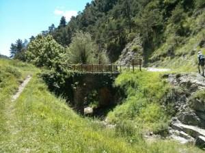 picnic place near bridge