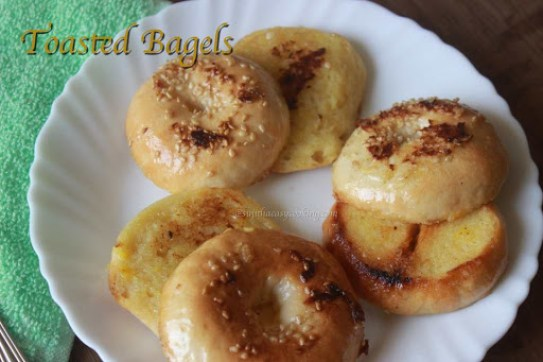 Toasted Bagels3