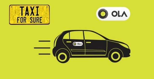 Ola Cab Business