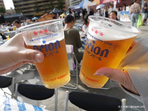 ORION BEER FEST 沖繩啤酒節 @統一時代百貨 2F 夢廣場 與好友相聚暢談的啤酒盛典分享!一起享受這 OKINAWA SPECIAL TIME 吧~