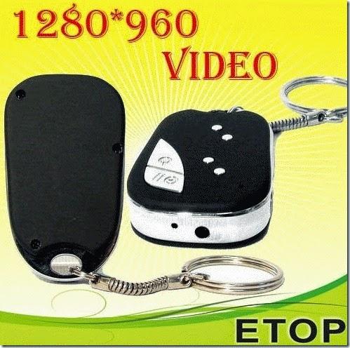 car key kamera