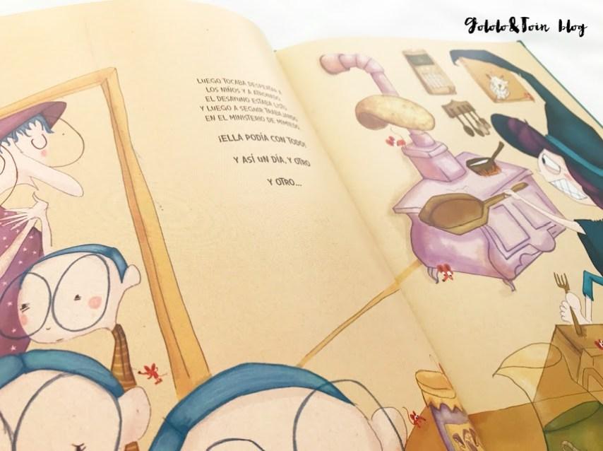 la-bruja-pocha-ediciones-jaguar-igualdad-corresponsabilidad-album-ilustrado-infantil