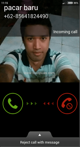 fake caller tutorial how to it