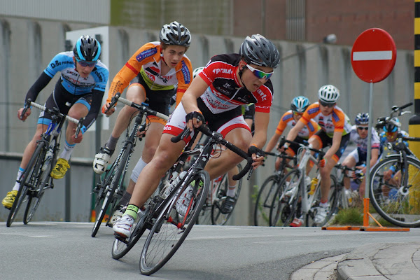 19e GP Hostekint voor nieuwelingen in Roeselare