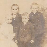 Giles, Kern, Ben, Johnnie 1909