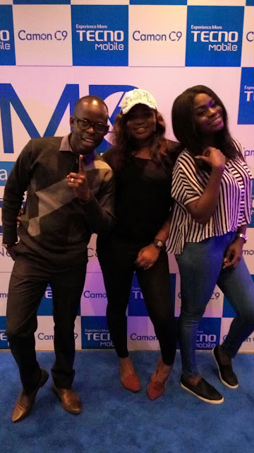 Exclusive Photos From Tecno Camon C9 Launch Event 5