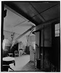 Altes Jacobshospital, Innenraum; um 1890, Fotograf: Hermann Walter