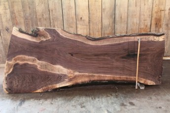 "450 Walnut -2 2 1/2"" x 44"" x 27"" Wide x 8' Long"