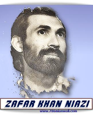 ZAFAR KHAN NIAZI