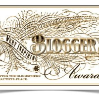 The Very Inspiring Blogger Award/The Versatile Blogger Award