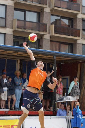 Joppe Paulides, BK Beach volley Roeselare