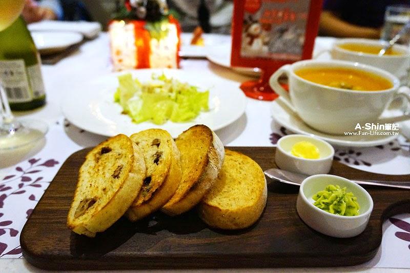 台中義大利式餐廳-聖娜朵義式食尚-5