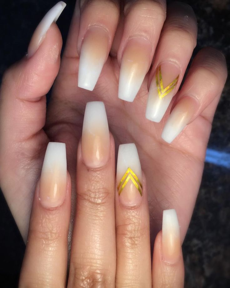Very Simple Scotch Tape Nail Designs For 2018 2019 Hairstyles 19