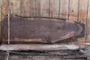 "504 Walnut -7 8/4  x  31"" x  14"" Wide x 8' Long"