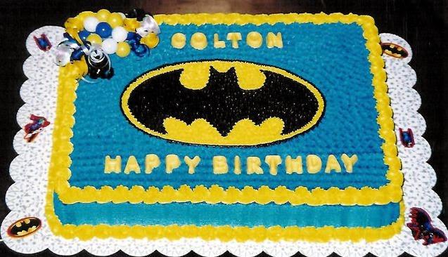 Justice League Cake Walmart