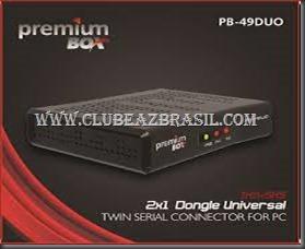 PREMIUMBOX DONGLE PB 49 DUO
