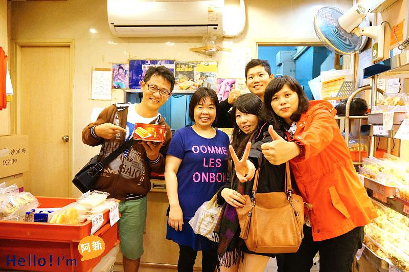 香港伴手禮,齒來香蛋卷-6