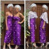African Violet Bridesmaid Dresses 2017