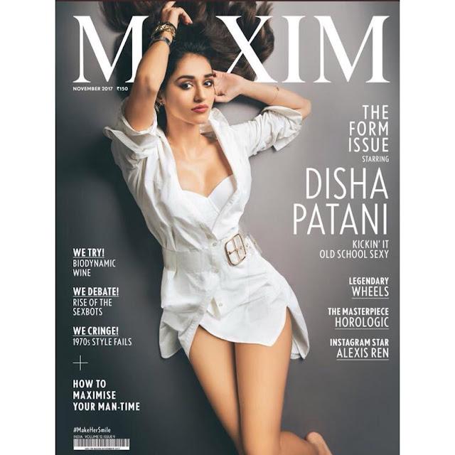 Disha Patni Maxim
