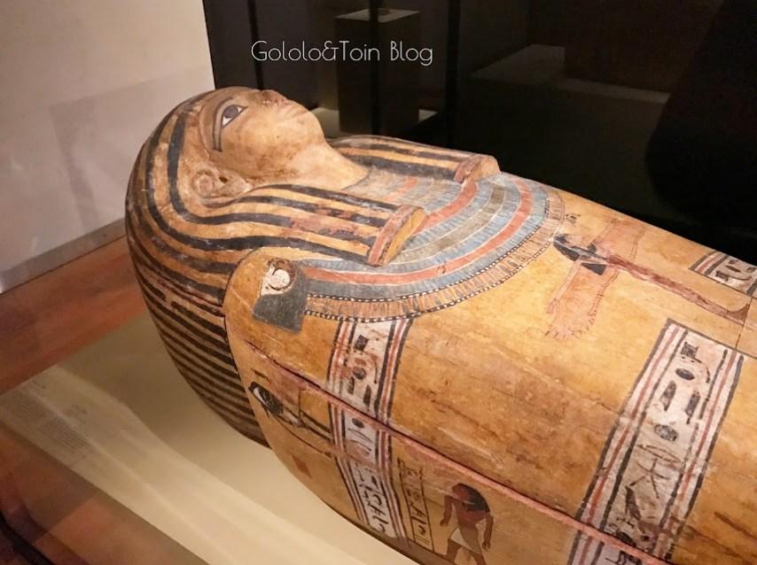 Egipto en el museo arqueológico nacional españa