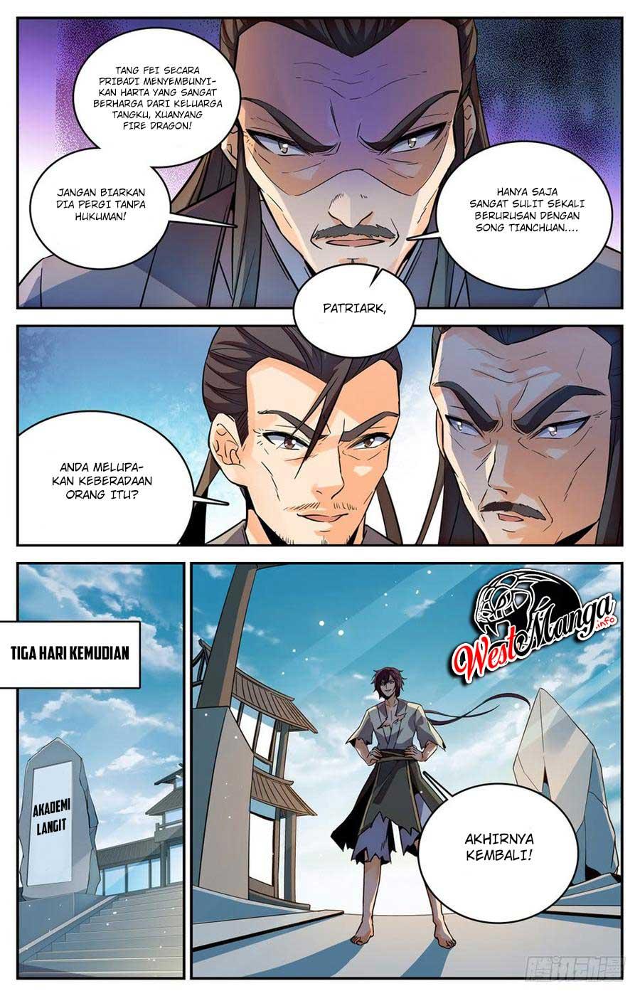 Lian Fei Wei Bao: Chapter 26 - Page 6