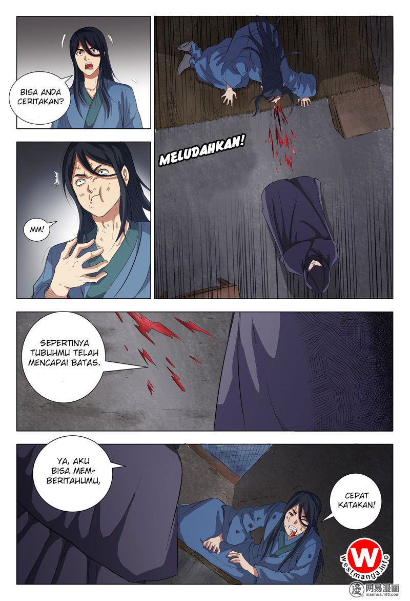 Deity's Path through Ten Thousand Worlds: Chapter 04 - Page 5