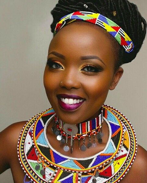 BEAUTIFUL HAIR ACCESSORIES LOOK FOR SOUTH AFRICAN WOMEN 7